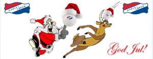 Juleavslutning håndballgruppen 2015
